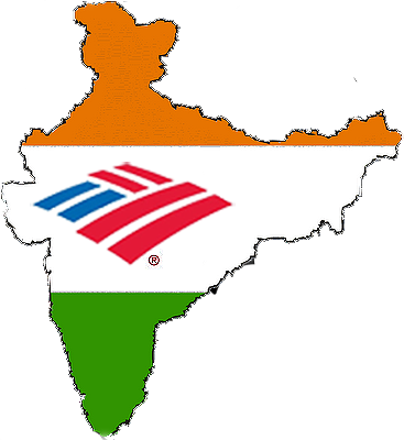 Bank of America in India