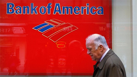 Bank of America getting sued by SEC and DOJ