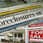 Foreclosures Are Up