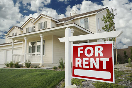 Rental market softening