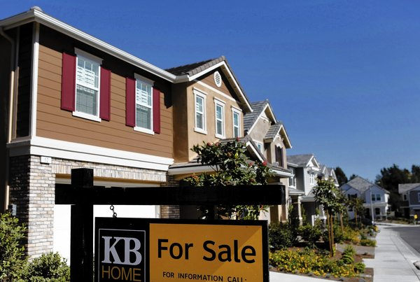 Southern California home sales